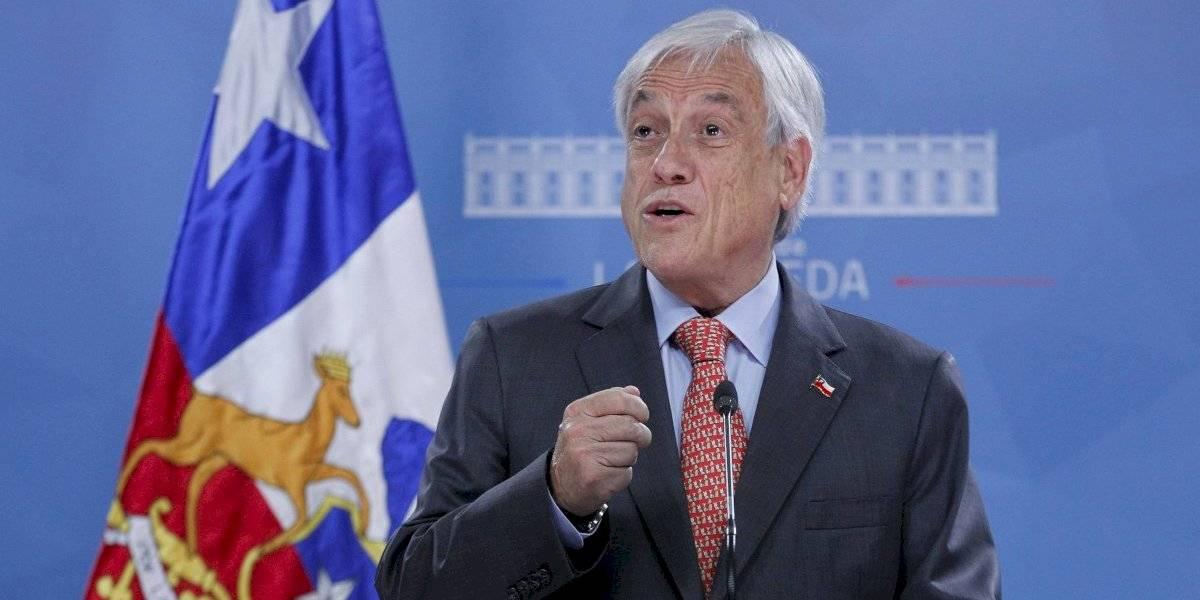 Sebastián Piñera anuncia que Chile baja la organización de la COP25 y la APEC