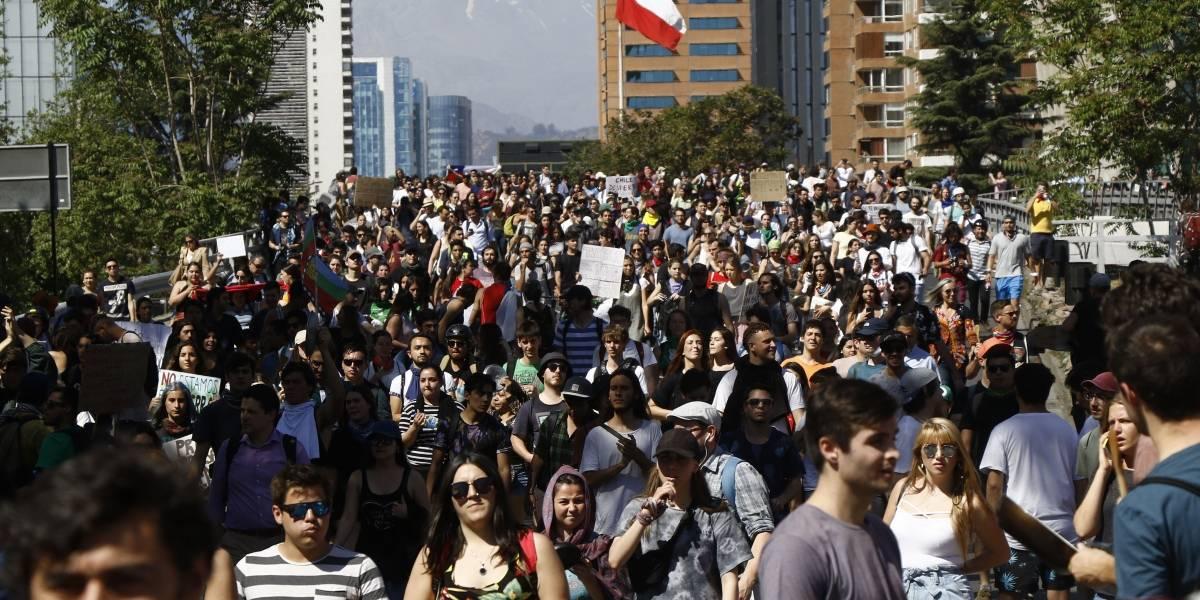 El petitorio de la primavera de Chile: La voz de distintos representantes sociales