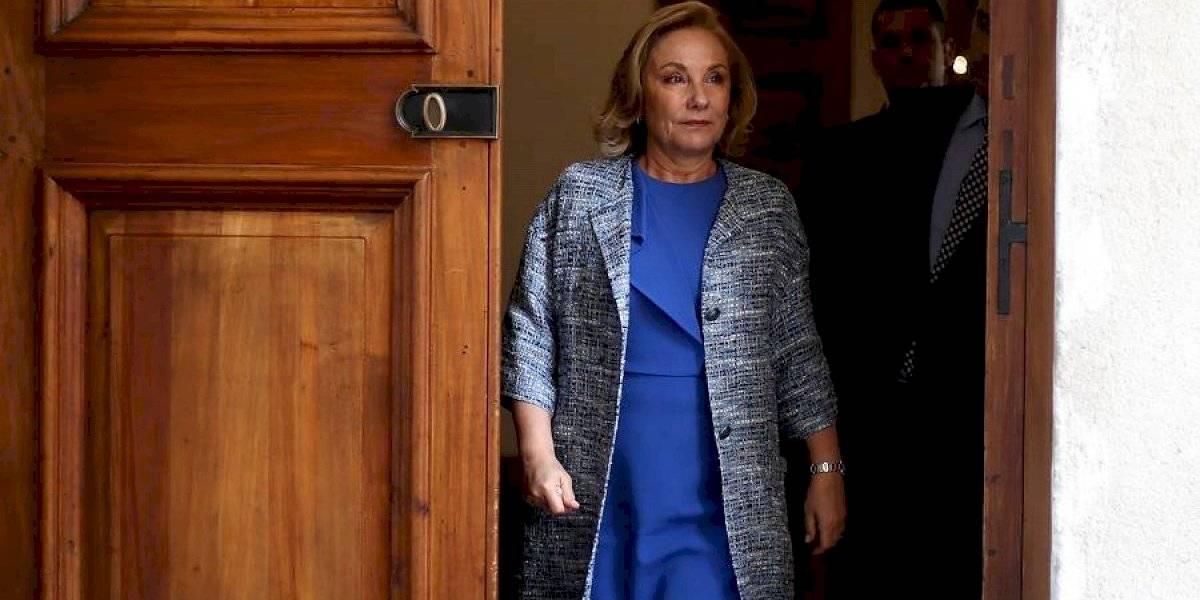 """""""Un estado de ánimo personal lo hice parecer como un estado general de Gobierno"""": Cecilia Morel tilda de """"desacierto"""" su polémico audio"""