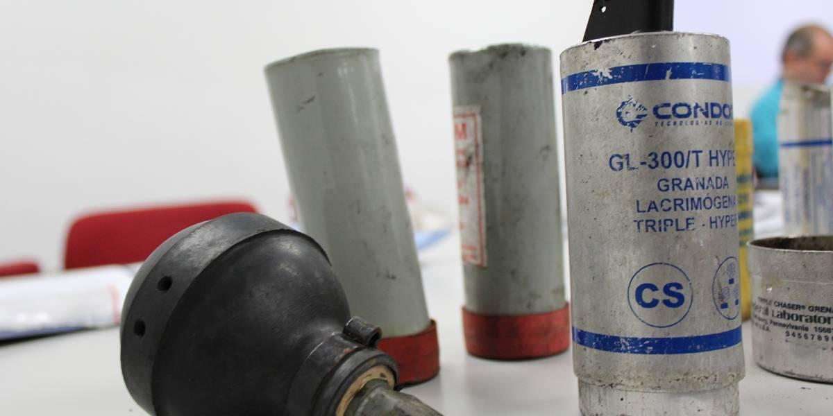 Conoce cuales son las sustancias que utiliza la Policía Chilena