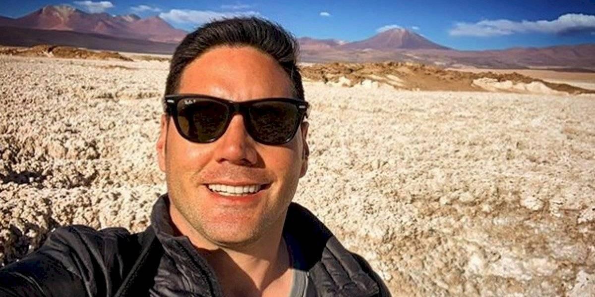 """Francisco Saavedra realiza desesperado llamado: novio de """"Contra viento y marea"""" está delicado de salud"""