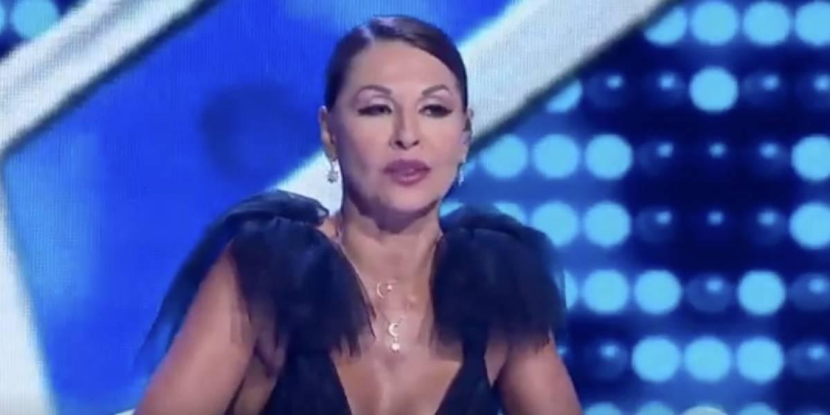 Comentarios de Amparo Grisales casi hacen llorar a una participante de 'Yo me llamo'