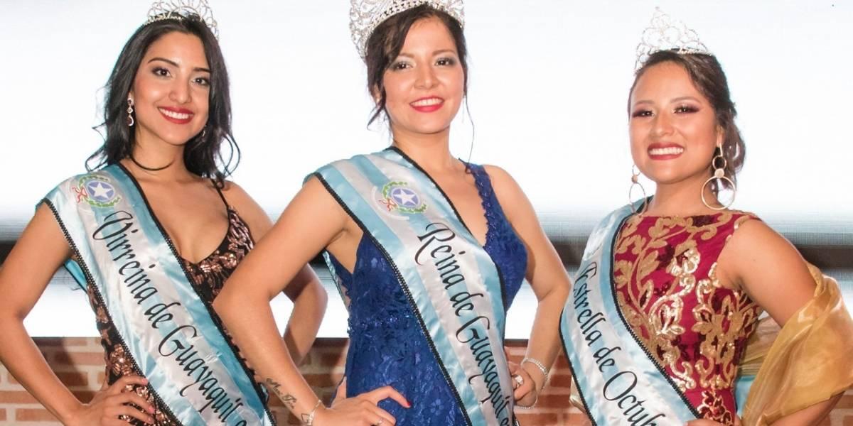 Ruth Victoria, nueva Reina de Guayaquil en España 2019 - 2020
