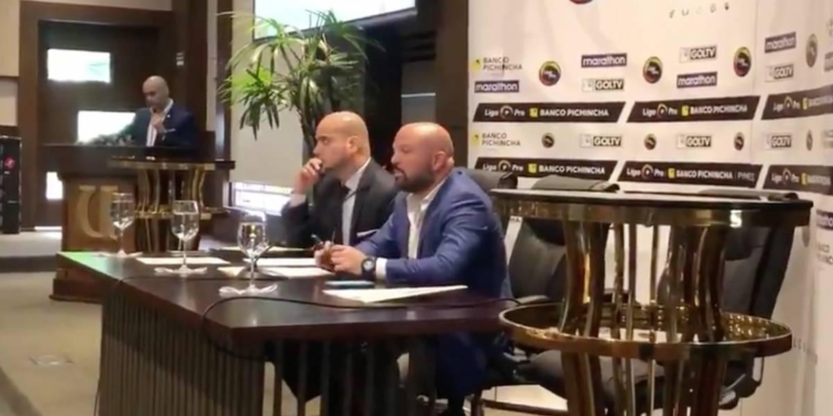 LigaPro anuncia nuevo formato para el campeonato nacional de 2020 en la Serie A