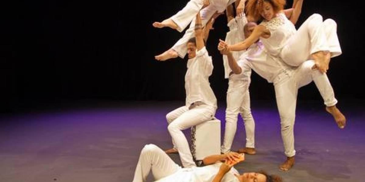 """Espectáculo """"Cuerpo a Cuerpo"""" fue presentado en Bellas Artes"""