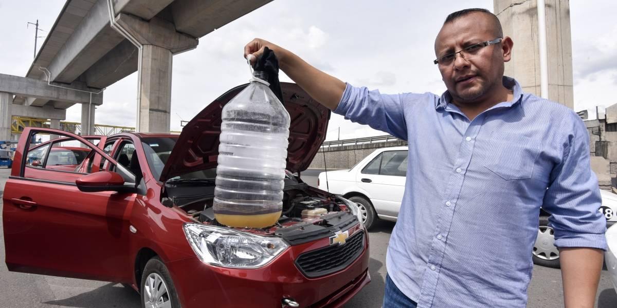 Graves consecuencias de ponerle etanol al auto