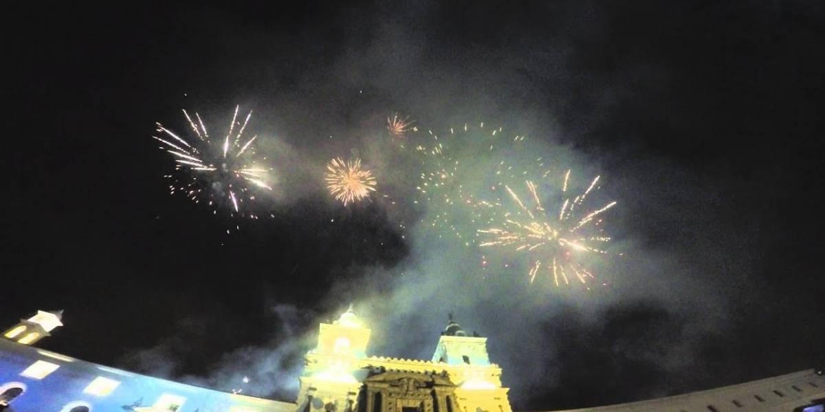 Agenda de Fiestas de Quito 2019: Desfile Nocturno recorrerá la Av. Amazonas