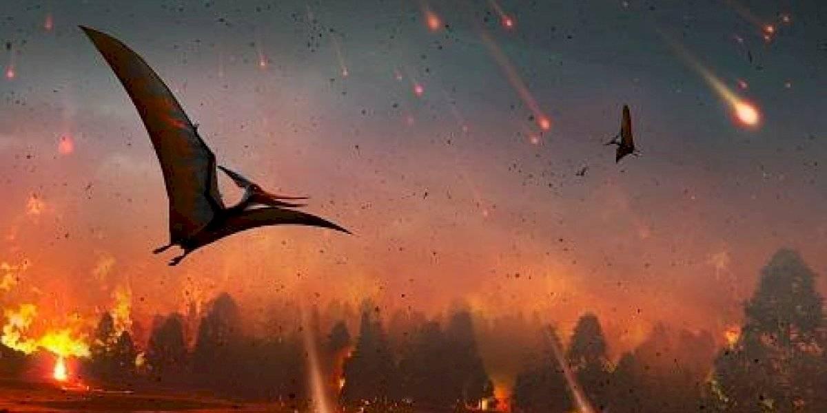 ¿Qué daños provocó el impactó del asteroide que acabó con los dinosaurios?