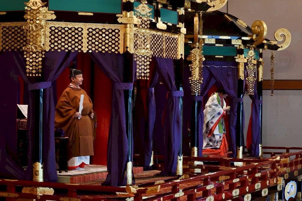 Entronización del emperador de Japón