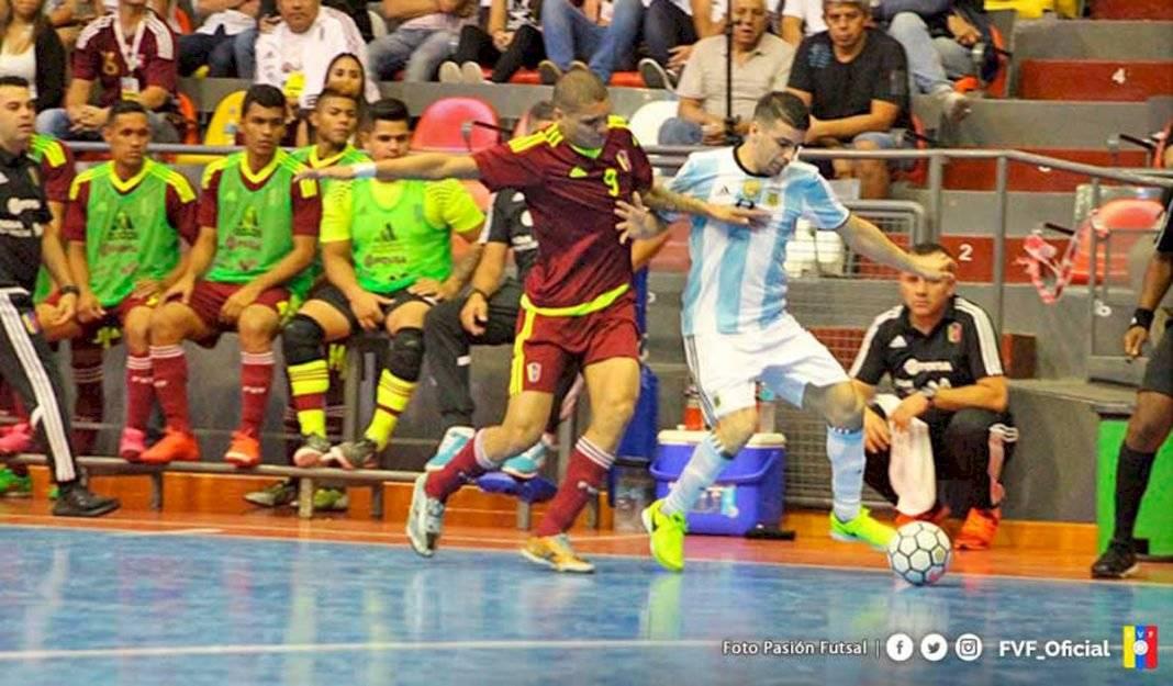 Conmebol suspende la Copa América Futsal en Chile por protestas Internet