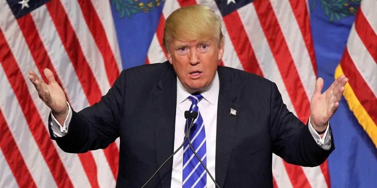 Trump recebe acusação formal de abuso de poder e obstrução