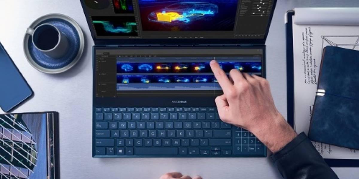 Asus Zenbook Pro Duo, el computador de las dos pantallas, llega a Colombia: conoce nuestras primeras impresiones