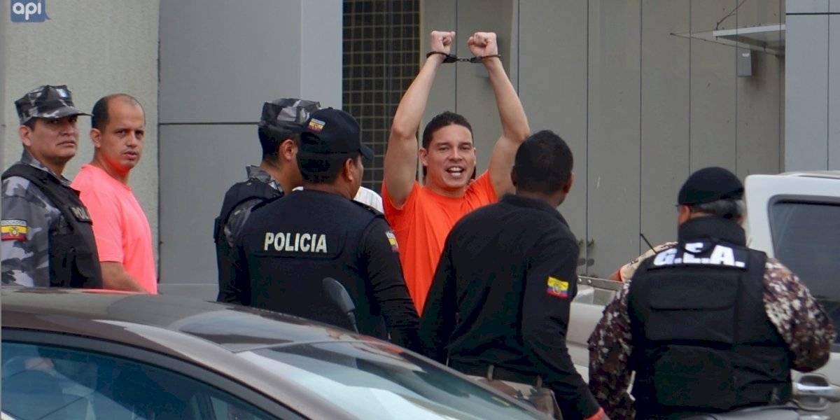 Levantan medidas cautelares en contra de Iván Espinel
