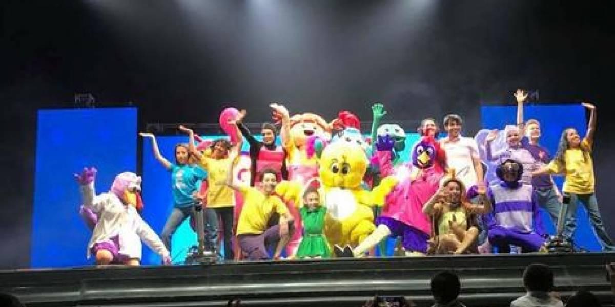 """Musical infantil """"La gallina pintadita"""" este sábado 26 en el Pabellón de la Fama del Centro Olímpico"""