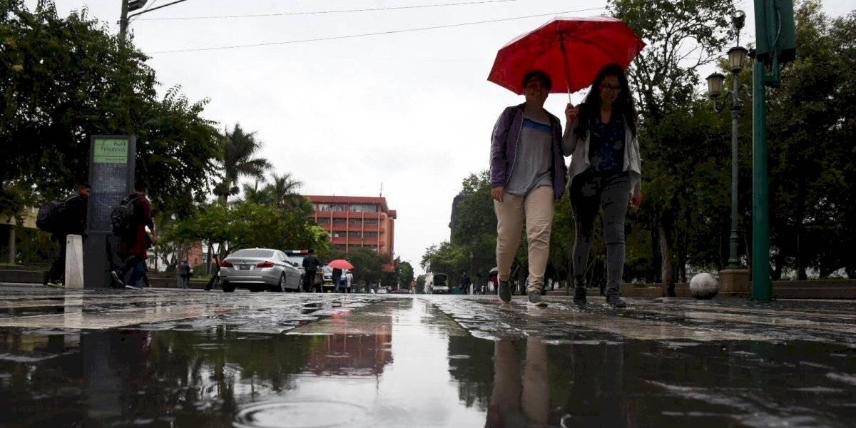 Copiosas lluvias afectarán el territorio nacional esta semana
