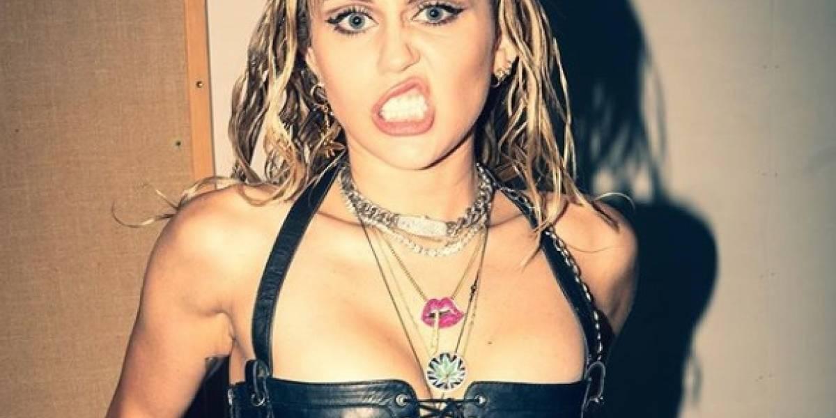 Miley Cyrus se quedó sin voz y afronta un gran problema