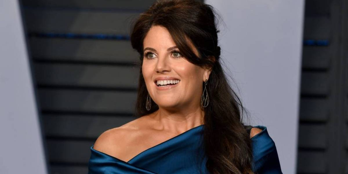 """Mónica Lewinsky saldrá en el documental de HBO Max: """"15 minutos de vergüenza"""""""
