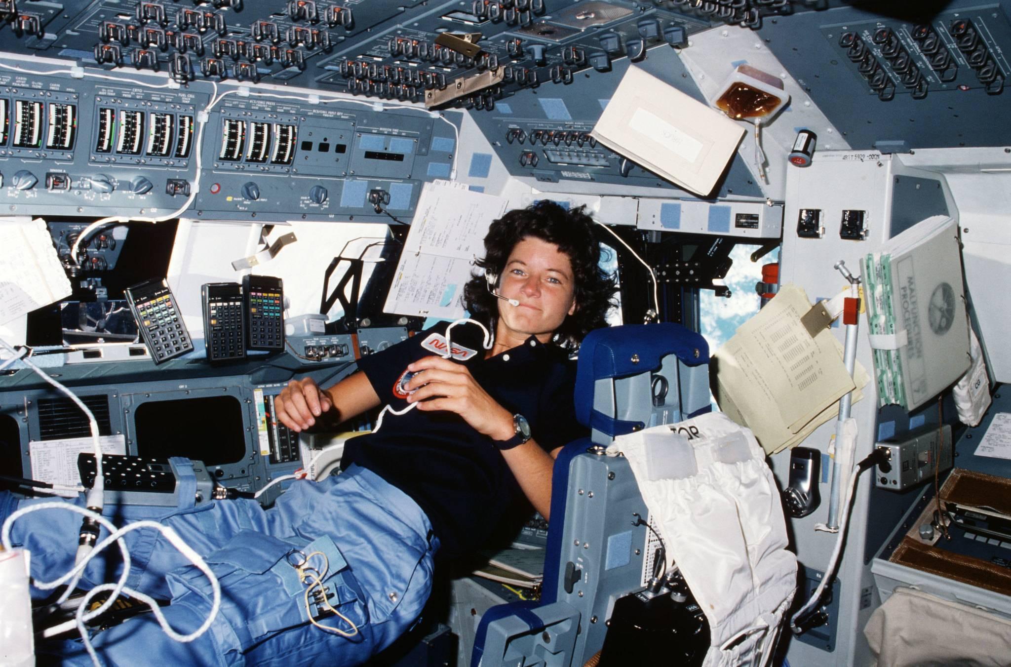 Viajar el espacio impacta de formas diferentes la salud de hombres y mujeres