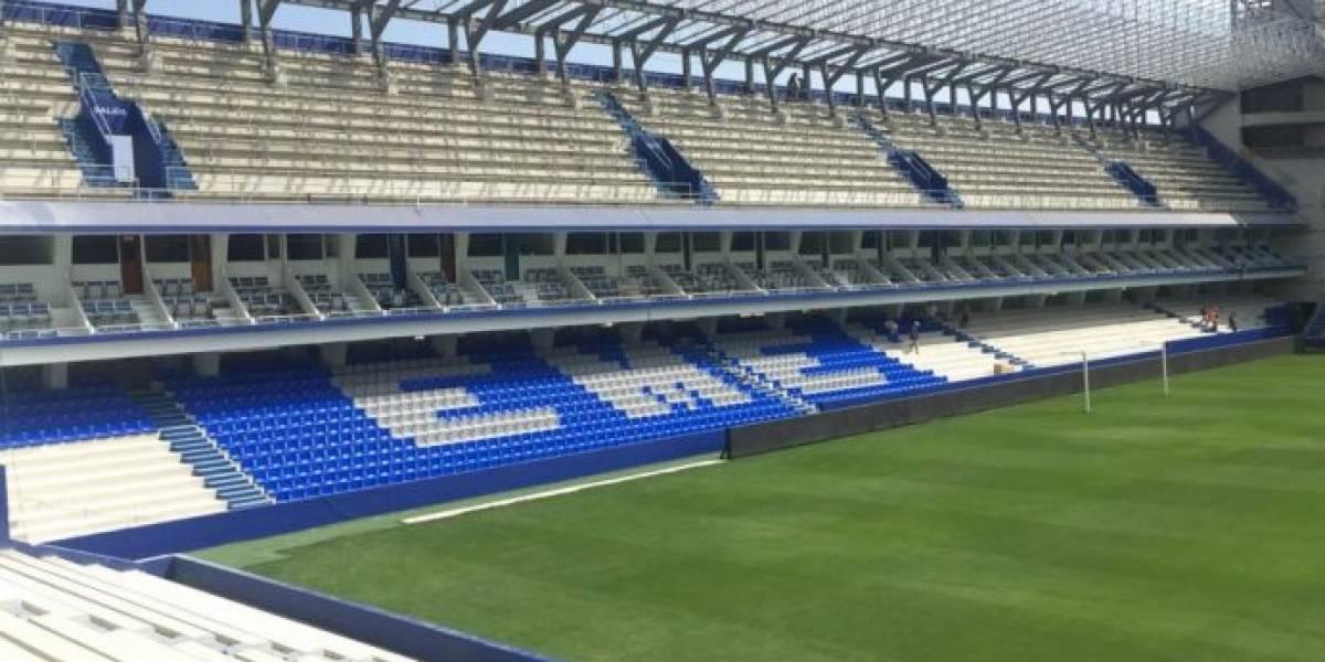 Se subastarán 270 palcos en el estadio Banco del Pacífico Capwell