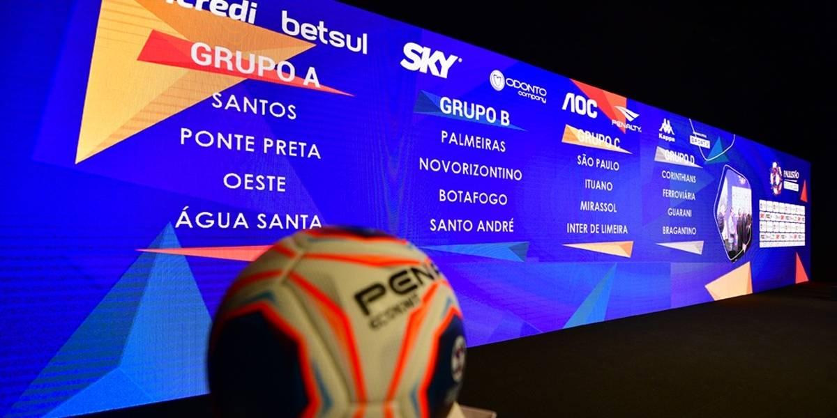 Campeonato Paulista: atletas voltam aos treinos em 1º de julho