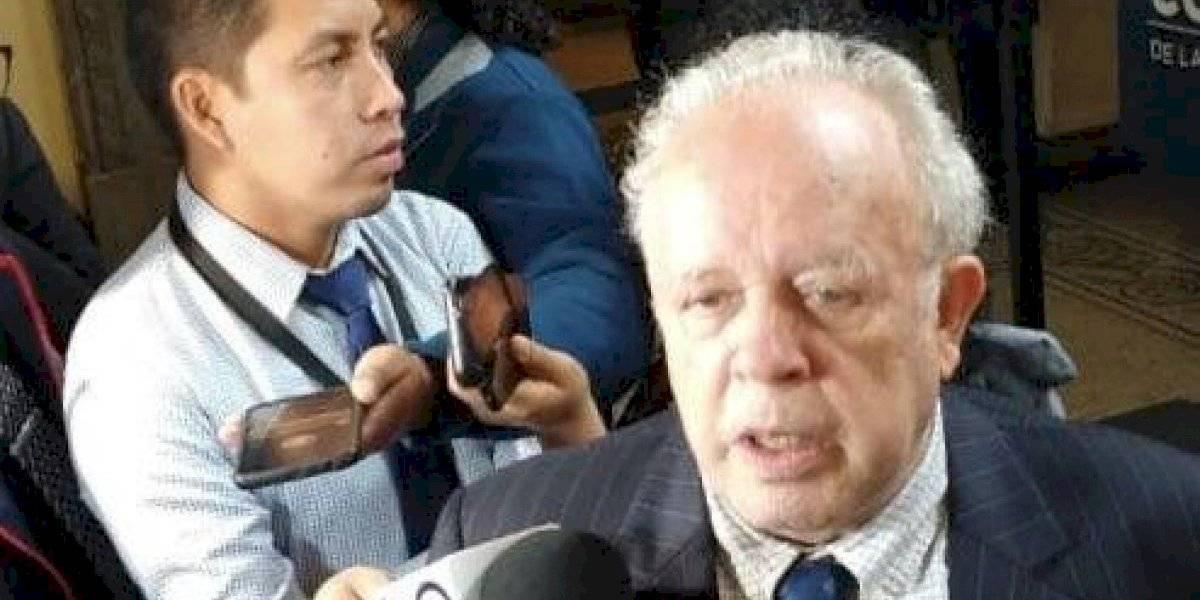 Postuladora se reunirá con presidente del Consejo de la Carrera Judicial