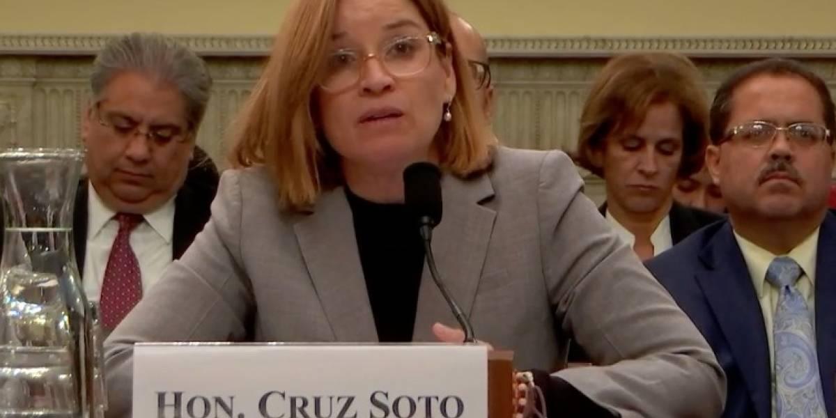 "Carmen Yulín Cruz: ""ustedes nos invadieron"""