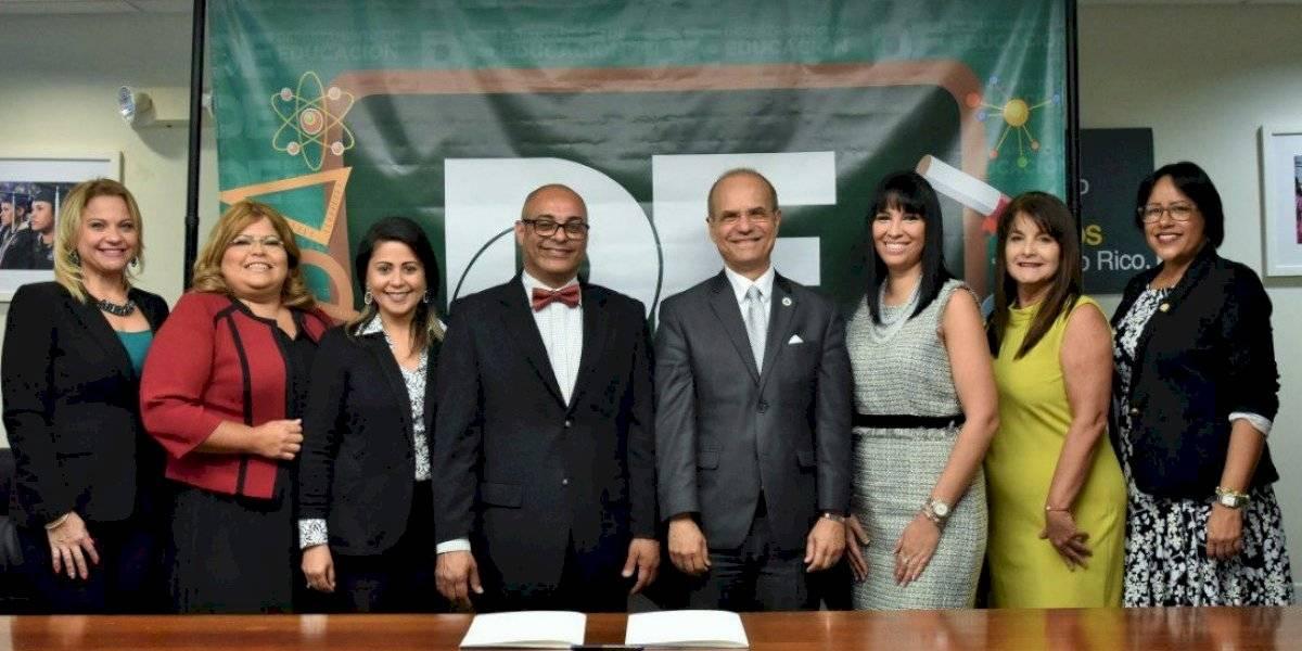UPR dará adiestramientos desarrollo profesional a miles maestros