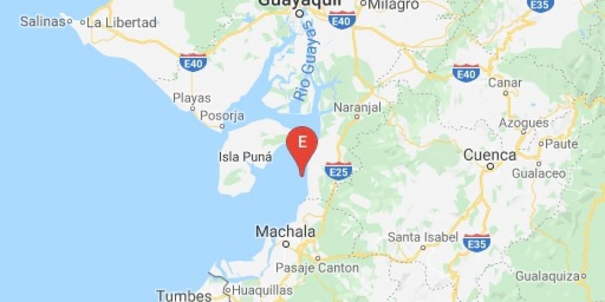 22 de octubre: Sismo de 4.67 en Guayas