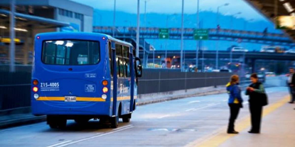 La verdad del reemplazo de alimentadores de TransMilenio por buses del Sitp