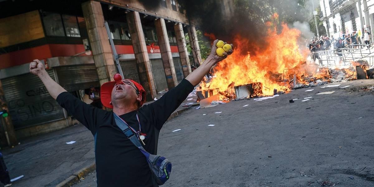 Sobe para 15 número de mortos no Chile