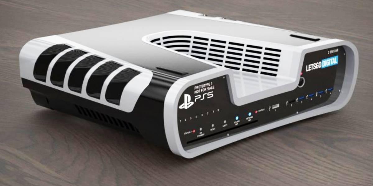 PlayStation 5: Se filtran fotografías del Kit de Desarrollo