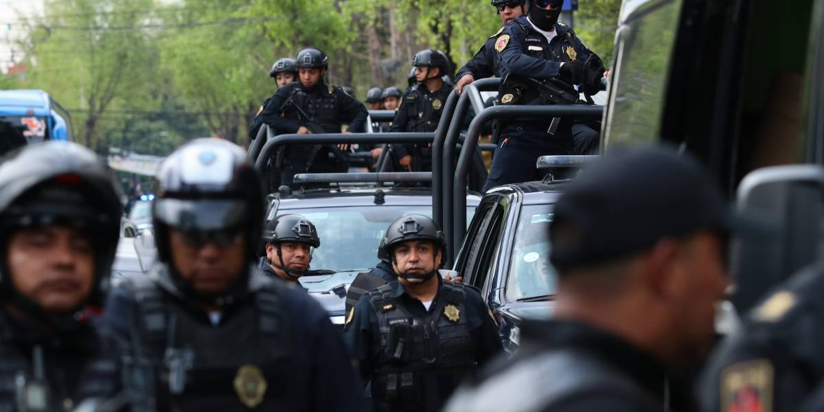 Policías protegían a narcomenudistas de Tepito, confirma Sheinbaum