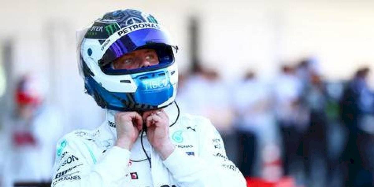 """Valtteri Bottas: """"Todavía tengo la oportunidad de luchar por el título"""""""