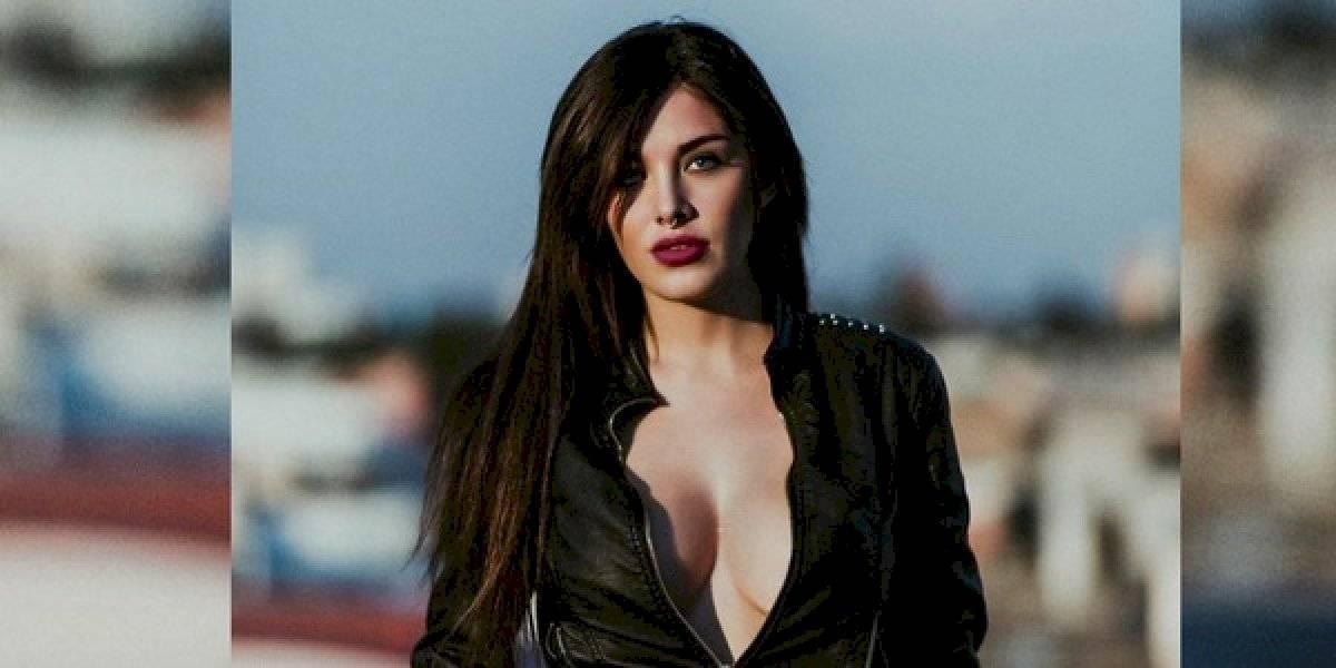 """Vanda, de """"Enamorándonos"""", fue víctima de violencia y publica imágenes de los golpes"""