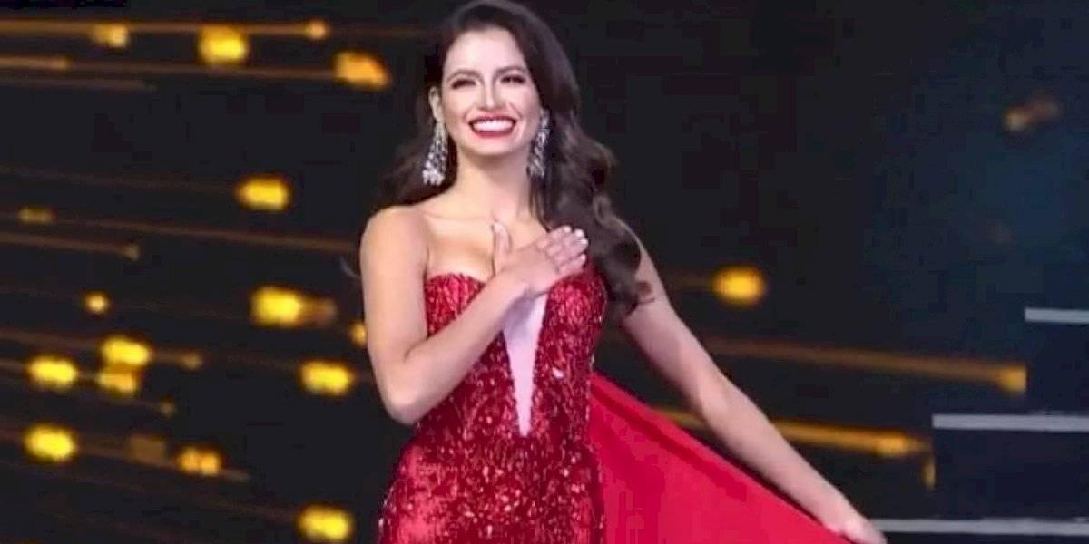 Hazel Ortiz se posiciona entre las grandes favoritas de Miss Grand International 2019