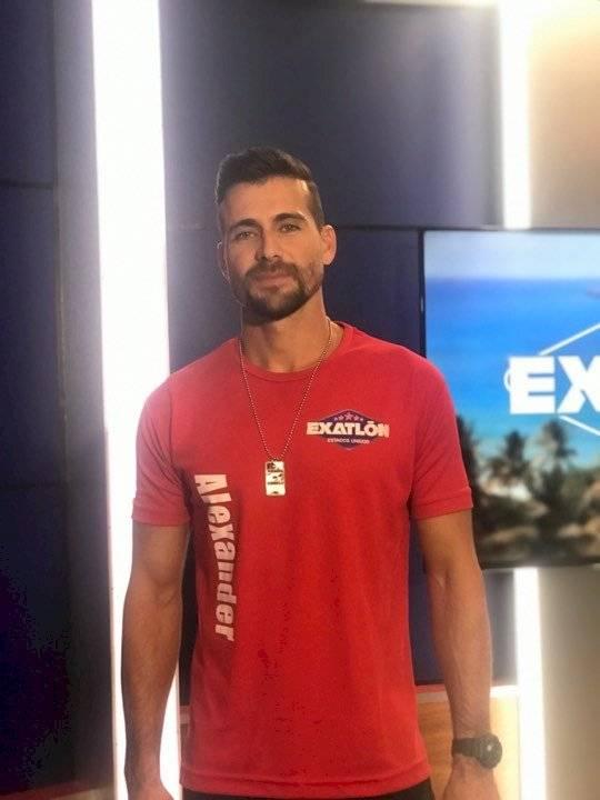 Alex El Tigre Rodríguez Exatlón