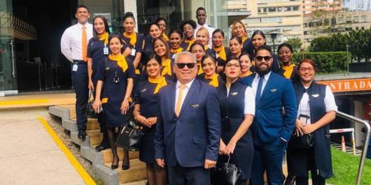 #TeVimosEn: Más de un centenar de jóvenes de RD se capacitan en aeronáutica en Colombia