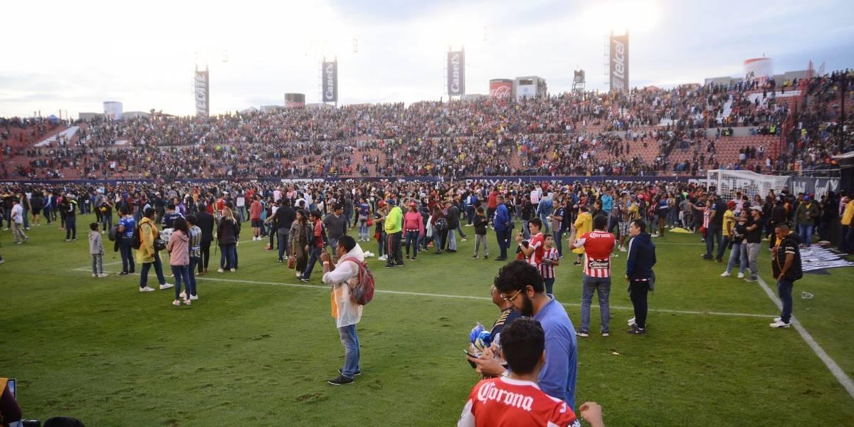 Veto de dos partidos para el Estadio Alfonso Lastras, el castigo para San Luis