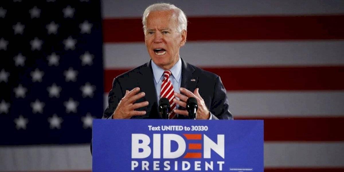 Joe Biden gana primaria presidencial demócrata en varios estados
