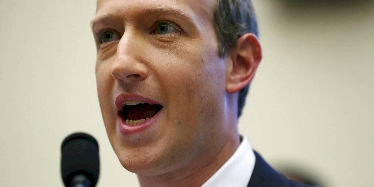Mark Zuckerberg responde ante el Congreso sobre Facebook