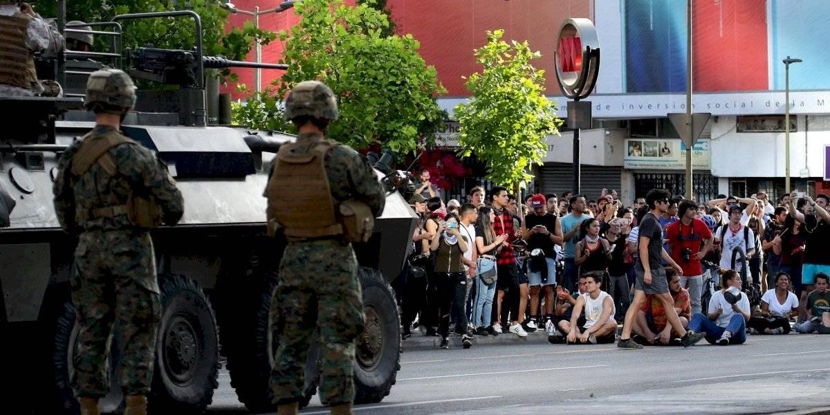 """Sitio web """"Testigo en Línea"""" recopilará violaciones a los Derechos Humanos en Chile"""
