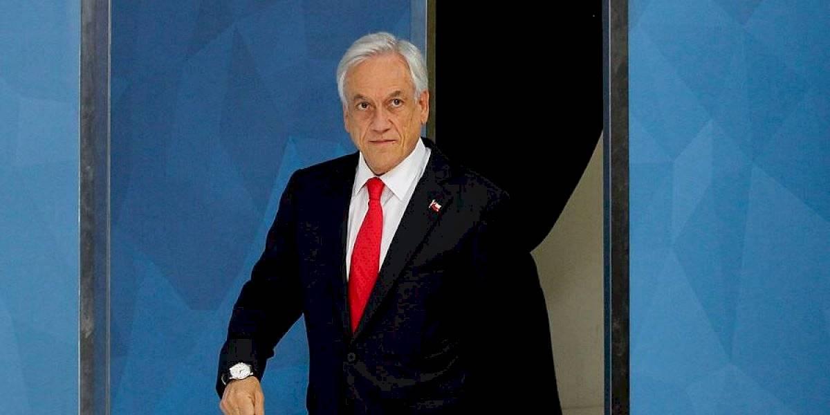 """La columna de Piñera en el NY Times: """"Esta protesta social se convirtió en una gran oportunidad para construir un nuevo futuro para Chile"""""""