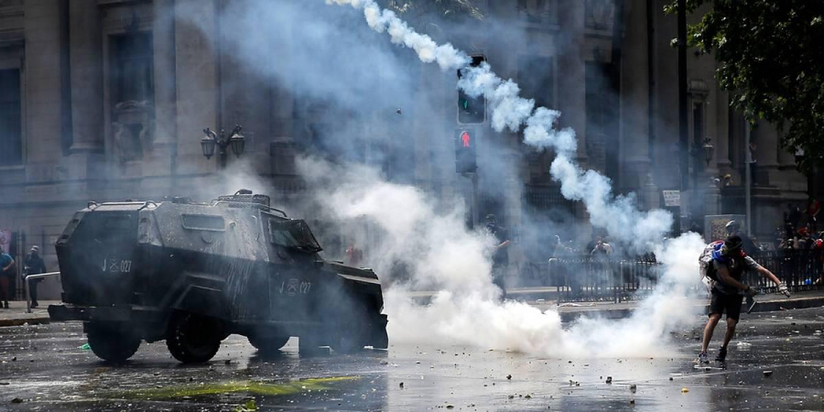 """""""¡Frente a la represión, la UE debe dejar su silencio!"""": eurodiputados exigen acciones ante las violaciones de DDHH en Chile"""