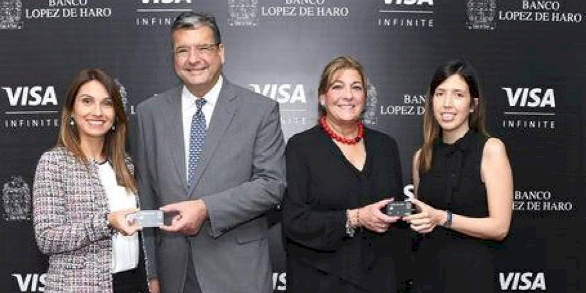 #TeVimosEn: Banco López de Haro presenta nuevo producto