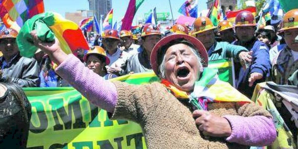 Aún no terminan de contar los votos en Bolivia y habría segunda vuelta