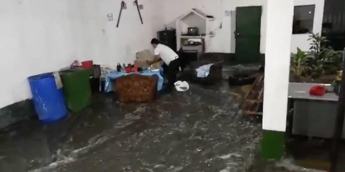 VIDEO. Bomberos de Villa Hermosa denuncian intimidación por empleada municipal