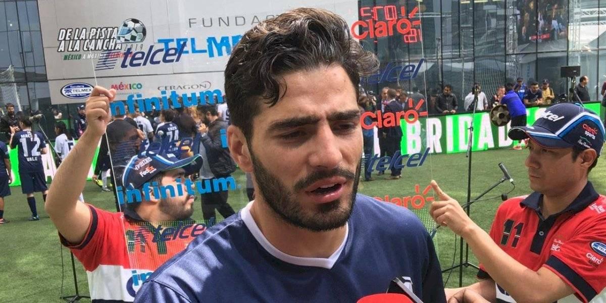 Briseño contento con la llegada de Peláez pero 'no tiene varita mágica'