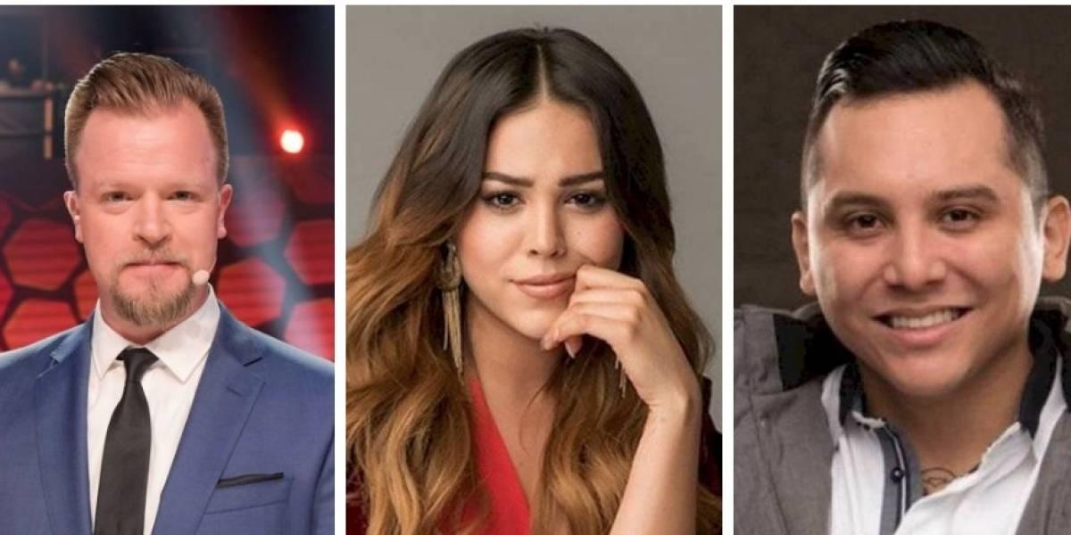 Confirman a Danna Paola como juez de La Academia, ¿y Edwin Luna?