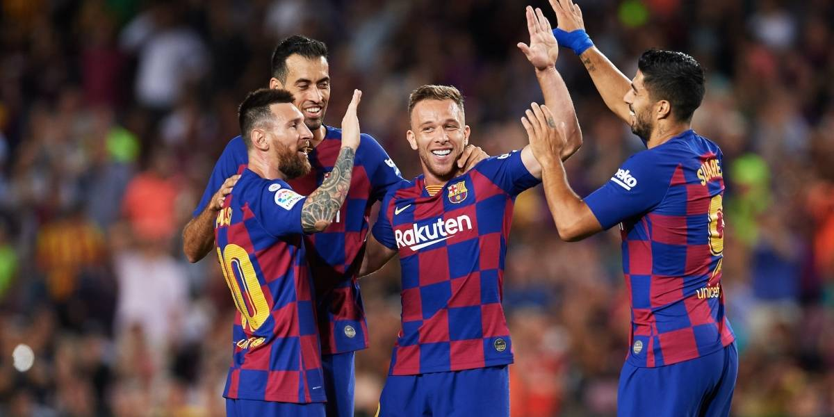 Slavia Praga vs. Barcelona: Messi, a liderar a los blaugranas al liderato del Grupo F