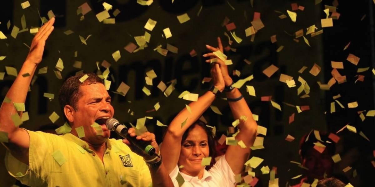 Pensiones vitalicias: Rafael Correa explicó por qué su hermana Pierina recibe el pago